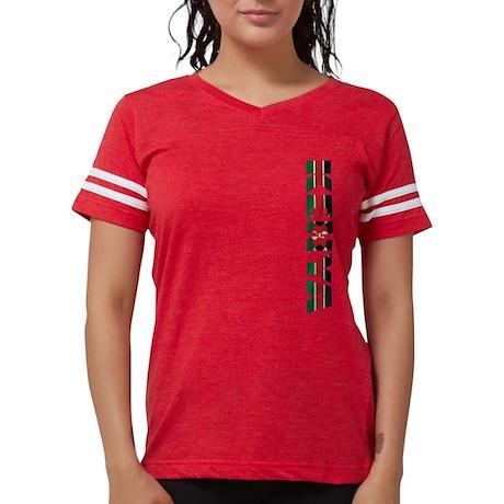 Kenya Logo Womens Football Shirt