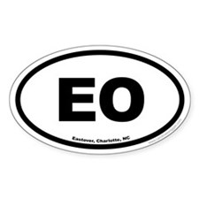 Eastover, North Carolina, EURO Decal
