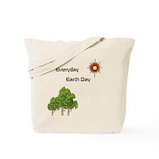 Unique Reusable tree Tote Bag