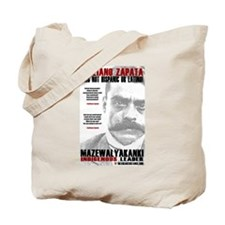 Emiliano Zapata: Indigenous Leader Tote Bag