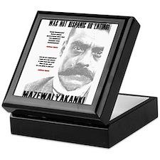 Emiliano Zapata: Indigenous Leader Keepsake Box