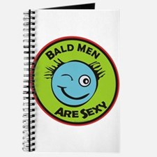 Bald Men Are Sexy / Journal