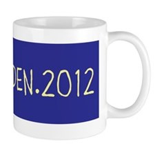 OBAMA.BIDEN.2012 Mug