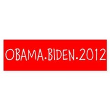 OBAMA.BIDEN.2012 Stickers