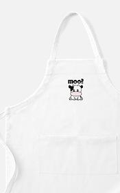 Cute Moo? Apron