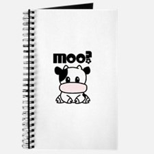 Moo? Cow Journal