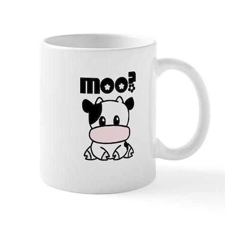 Cute Moo? Mug Mugs