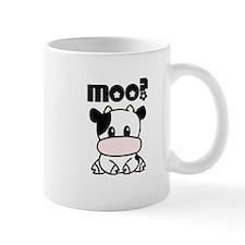 Moo? Cow Mug