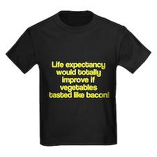 Vegetables Tasted Like Bacon T