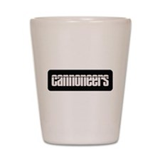 CANNONEERS Shot Glass
