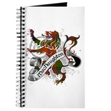 MacNaughton Tartan Lion Journal