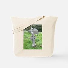 Celtic Crosses Tote Bag