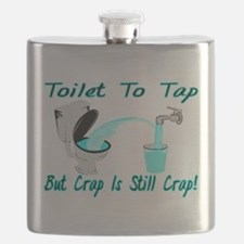 Toilet To Tap Flask