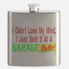 Garage Sale Flask