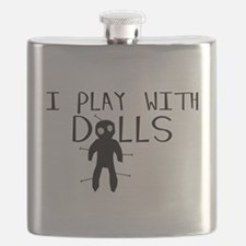 Play With Dolls Flask