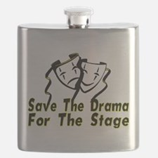 Save The Drama Flask