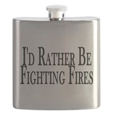 Rather Fight Fires Flask