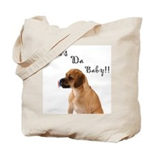 Who's da Baby? Tote Bag