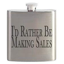 Rather Make Sales Flask