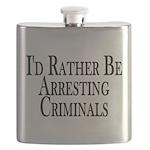 Rather Arrest Criminals Flask