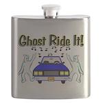 Ghost Ride It Flask