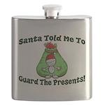 Guard Presents Flask
