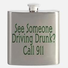 Call 911 Flask