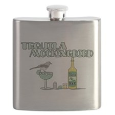 Tequila Mockingbird Flask