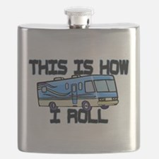How I Roll RV Flask