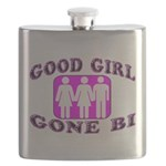 Good Girl Gone Bi Flask