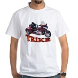 Goldwing trikes Mens White T-shirts