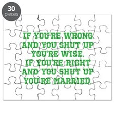 Wise vs Married Puzzle