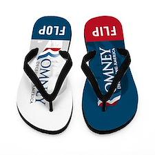 Romney Flip Flops Flip Flops