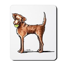 Lets Play Chessie Mousepad
