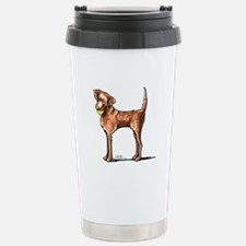 Lets Play Chessie Stainless Steel Travel Mug