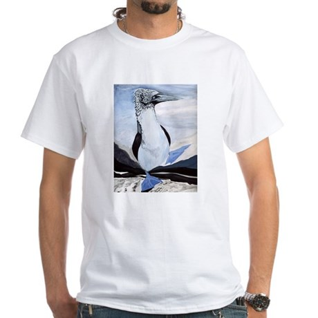 blue-footed booby t-shirt2 T-Shirt