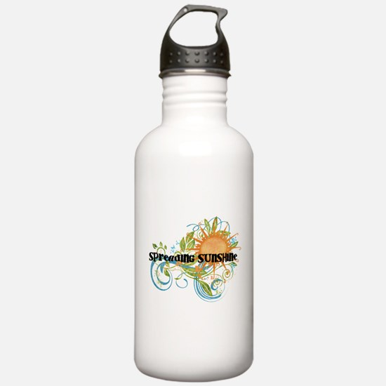 Spreading Sunshine Water Bottle