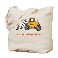 Personalized Loader Tote Bag