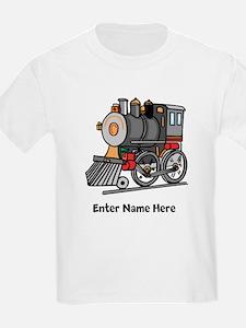 a0f34b3c Steam train t shirt