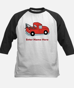 Personalized Tow Truck Tee