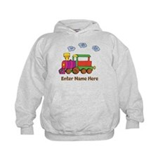 Personalized Train Engine Hoody