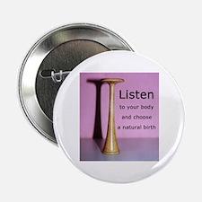 Pinnard natural birth Button