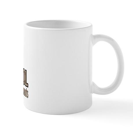 Highway Patrol Kick Ass! Mug