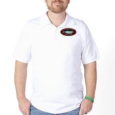Lake Trout Fear Me T-Shirt