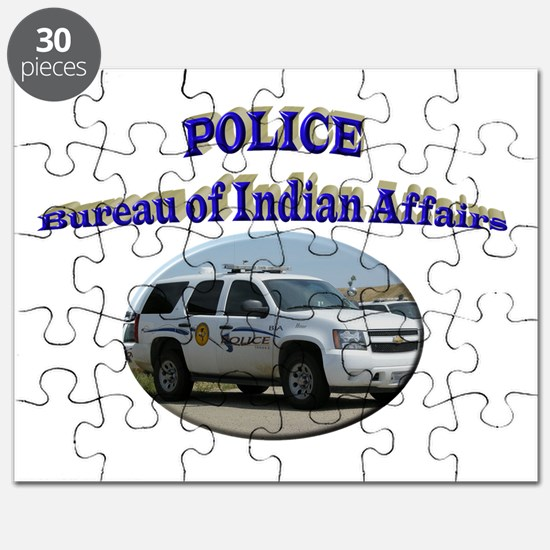BIA Police Puzzle