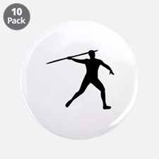 """Javelin thrower 3.5"""" Button (10 pack)"""