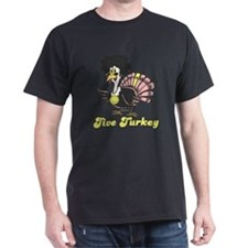 Jive Turkey Black T-Shirt