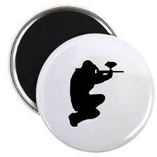 """Paintball 2.25"""" Magnet (100 pack)"""