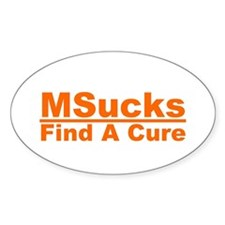 MSucks Decal