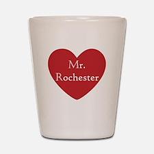 Mr. Rochester Shot Glass